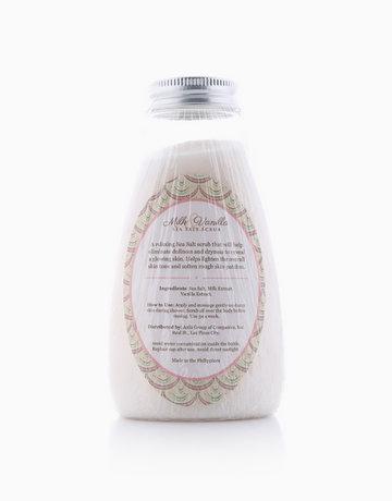 Milk & Vanilla Sea Salt Scrub by Beauty Bakery