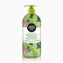Anti-Bacterial & Soothing Shower Cream by Good Virtues Co