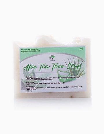 Aloe Tea Tree Soap (135g) by Leiania House of Beauty