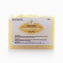 LHOB Basics Oat Milk Soap (135g) by Leiania House of Beauty