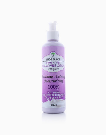 LHOB Basics Lavender Chamomile Body Lotion (250ml) by Leiania House of Beauty