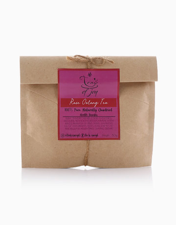 Rose Oolong Tea (First Grade) by Teas of Joy