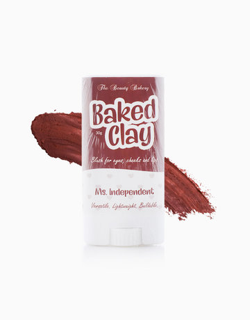 Baked Clay in Ms. Independent by Beauty Bakery