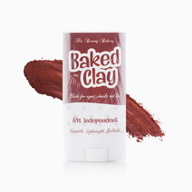 Baked Clay in Ms. Independent by Beauty Bakery in
