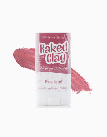 Baked Clay in Rose Petal by Beauty Bakery
