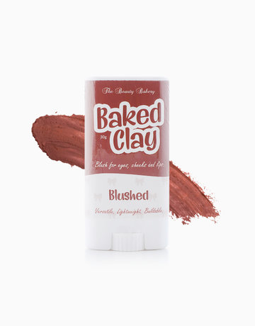 Baked Clay in Blushed by Beauty Bakery