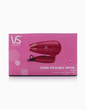 Pink Series Travel Dry Performance 1200W by Vidal Sassoon