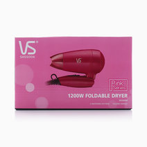 Pink Series Travel Dry Performance 1200W by Vidal Sassoon in