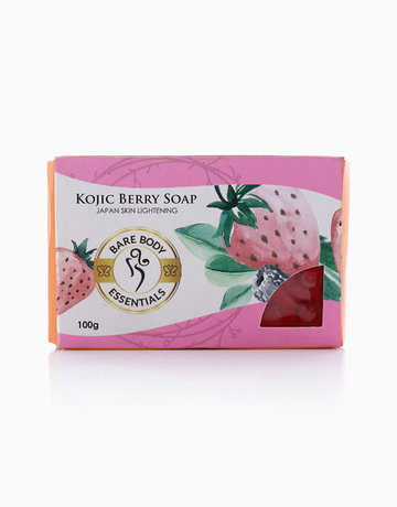 Kojic Berry Soap by Bare Body Essentials