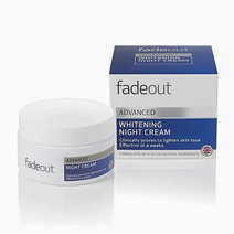 Advanced Whitening Night Cream by Fade Out Skincare in