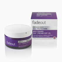 Advanced + Age Protection Whitening Day Cream SPF25 by Fade Out Skincare in