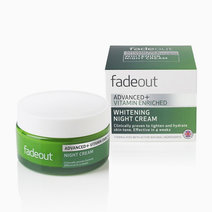 Advanced + Vitamin Enriched Whitening Night Cream by Fade Out Skincare in