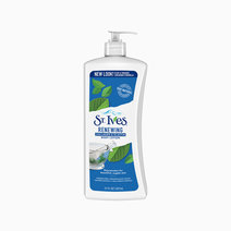 St. ives body lotion skin renewing collagen elastin 21oz front