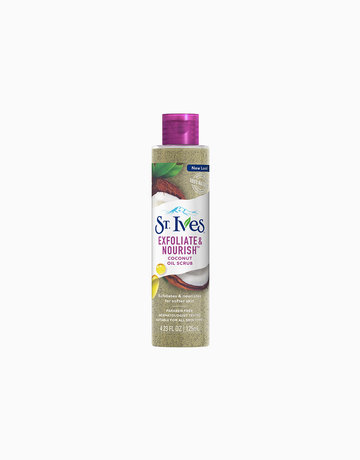Coconut Oil Scrub by St. Ives