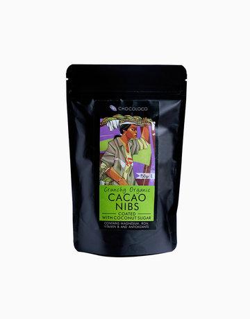 Crunchy Cacao Nibs (150g) by Chocoloco