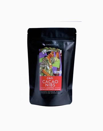 Chili Cacao Nibs (150g) by Chocoloco