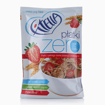 Platki Zero Strawberry (40g) by Fitella