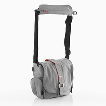 Pin Stripe DSLR Bag by Hugger