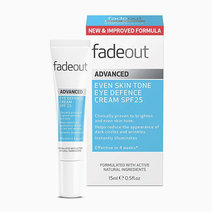 Advanced Even Skin Tone Eye Defence Cream SPF25 by Fade Out Skincare in