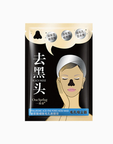Charcoal Nose Mask by One Spring