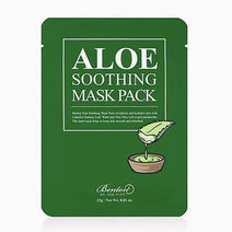 Aloe Soothing Mask Pack (23g) by Benton