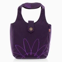 Purple Florist Laptop Bag by Hugger
