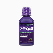 Zzzquil nighttimesleepaid warmingberry
