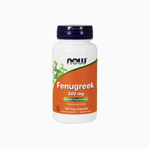 Fenugreek 500mg  by NOW