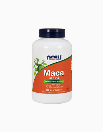 Maca 500mg  by NOW