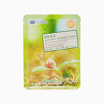 Snail Natural Essence Mask by Foodaholic
