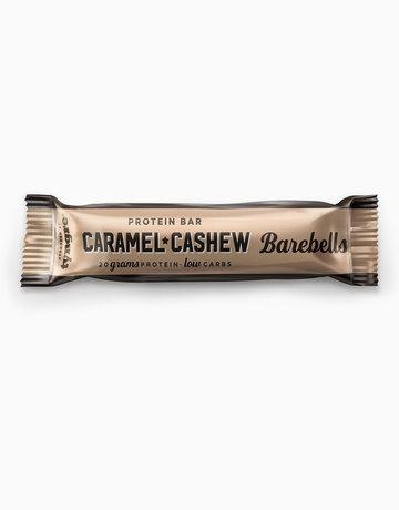 Caramel Cashew Protein Bar (55g) by Barebells