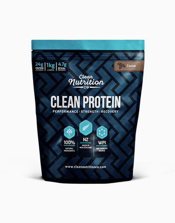 Clean Protein in Cocoa (1kg) by Clean Nutrition