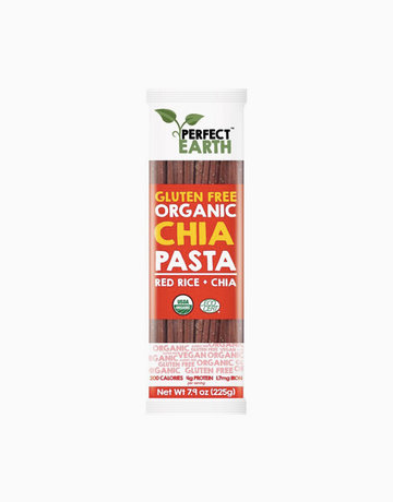 Chia Pasta Red Rice (225g) by Perfect Earth
