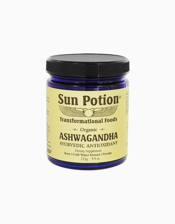 Organic Ashwagandha (111g) by Sun Potion
