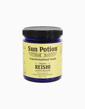 Organic Reishi Mushroom Powder (100g) by Sun Potion