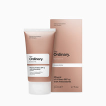 Mineral UV Filters SPF 15 with Antioxidants by The Ordinary in