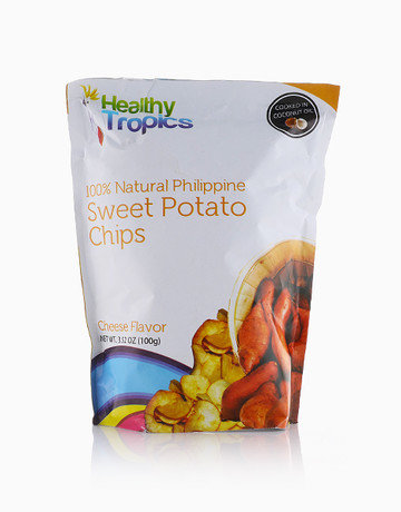 Camote Chips (Cheese) by Healthy Tropics
