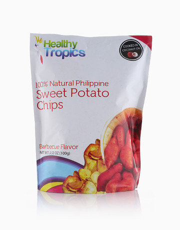 Camote Chips (BBQ) by Healthy Tropics