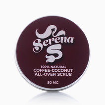 Coffee-Coconut All-Over Scrub by Serena