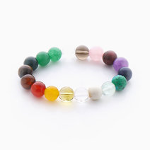 All In One Crystal Bracelet by The Happy Sage