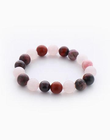 Love Crystal Bracelet by The Happy Sage