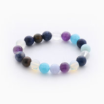 Peace Crystal Bracelet by The Happy Sage