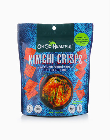 Kimchi Crisps (50g)  by Oh So Healthy