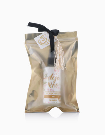 Pre-Poo Spray in Mint (60ml) with Christmas Packaging by Deja Poo