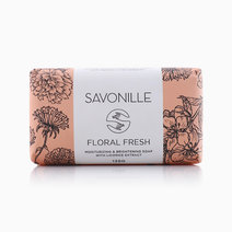 Floral Fresh Moisturizing & Brightening Soap by Savonille