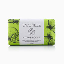 Citrus Boost Moisturizing & Brightening Soap by Savonille