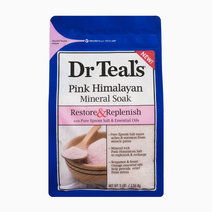 Pink Himalayan Mineral Soak by Dr. Teal's in
