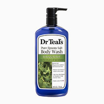 Pure Epsom Salt Body Wash With Eucalyptus and Spearmint by Dr. Teals