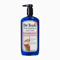 Pink Himalayan Body Wash by Dr. Teal's