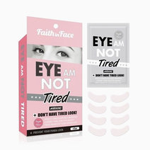 Eye Am Not Tired Eye Patch by Faith in Face